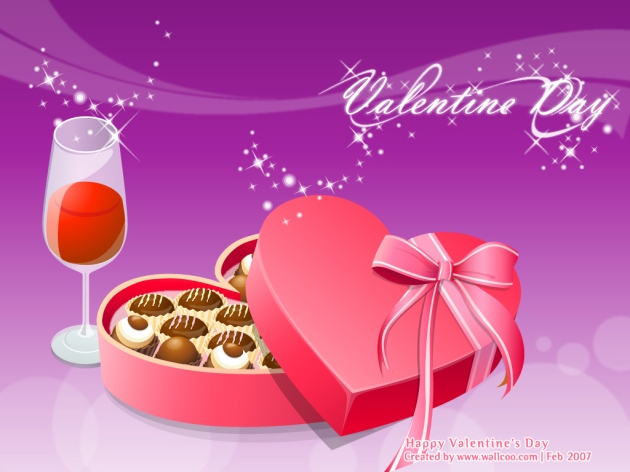 valentine for love